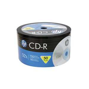 HP CRE00070-3 CD-R 52X 700Mb 50li Spindle