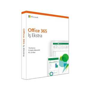 MS Office 365 Business Premium.TR 1 Yıl KLQ-00437