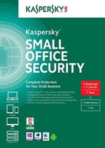 Kaspersky Small Off.Security 1+10 Kull.3Yıl Lisans