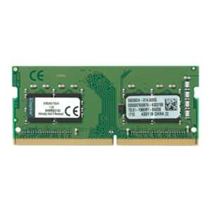 Kingston 4GB D4 SoDIMM 2400Mhz CL17 KVR24S17S6/4
