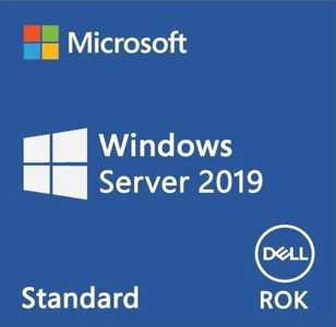 Dell 634-BSFX Windows Server 2019 Standard ROK