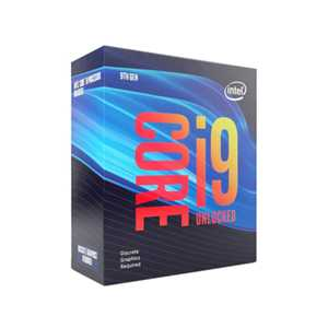 Intel Coffee Lake i9 9900KF 1151Pin Fansız (Box)