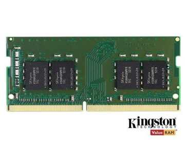 Kingston 8GB D4 SoDIMM 2666Mhz CL19 KVR26S19S6/8