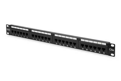 Digitus DN-91524U 24 Port Cat-5E UTP Patch Panel