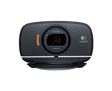 Logitech C525 Webcam HD Siyah 960-001064