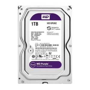 WD 1TB Purple 3.5'' 64MB Sata 6Gb/s 7/24 WD10PURZ